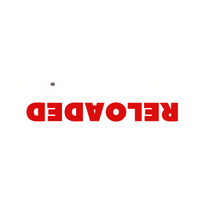 follow me reloaded red and white logo